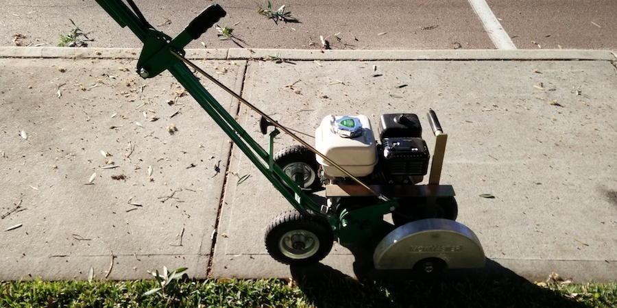 Lawn Edging Machine